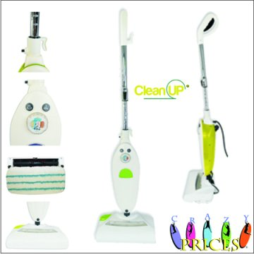 Clean up 2 in 1