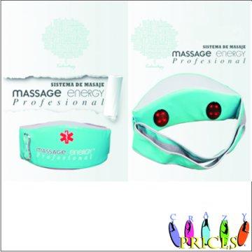 CINTURÃO Massagem  ENERGIA Profissional