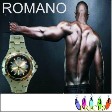 Relógios ROMANO