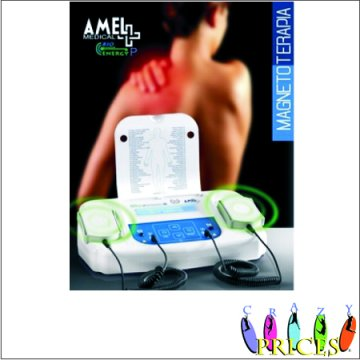 Maquina Magnetoterapia Amel Medical