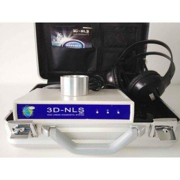 Analisador da Ressonância Quantica 3D NLS
