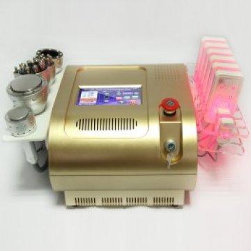 Multifunção Lipolaser Cavitação, RF, Vacuum, Lipolaser, crio, ponto de diamante