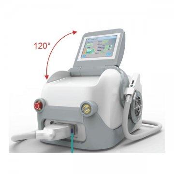 Depilação a laser IPL equipamentos do sistema e SHR