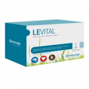 LEVITAL                 * Caixa com 60 Cápsulas moles*