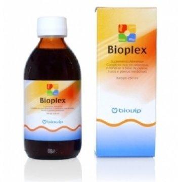BIOPLEX                 frasco  com 250ml de xarope