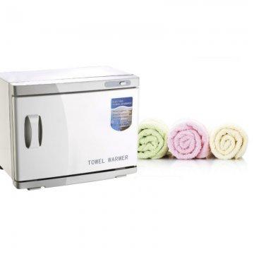 Esterilizador e aquecedor de toalhas para estética 23L